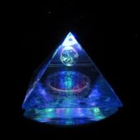 Astral Orgonite Pyramids