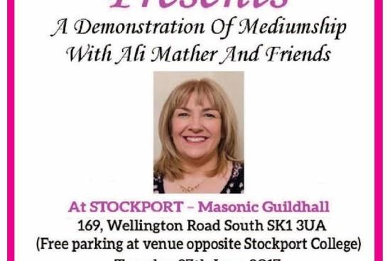 Stockport Demo – 27th June 2017