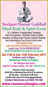 Stockport – 11th/12th February
