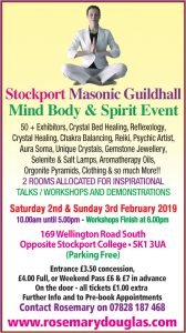 Stockport 2rd & 3rd February