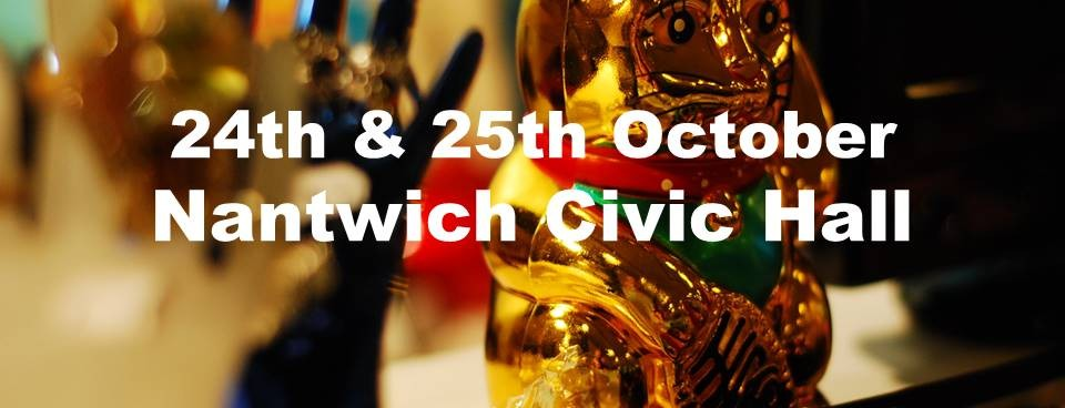Nantwich Civic Hall 24th & 25th October 2020