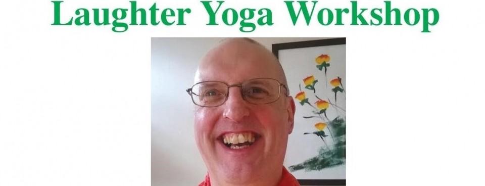 Laughter Yoga Workshop with Veerji