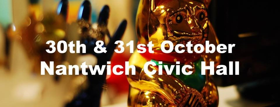 Nantwich Civic Hall 30th & 31st October 2021